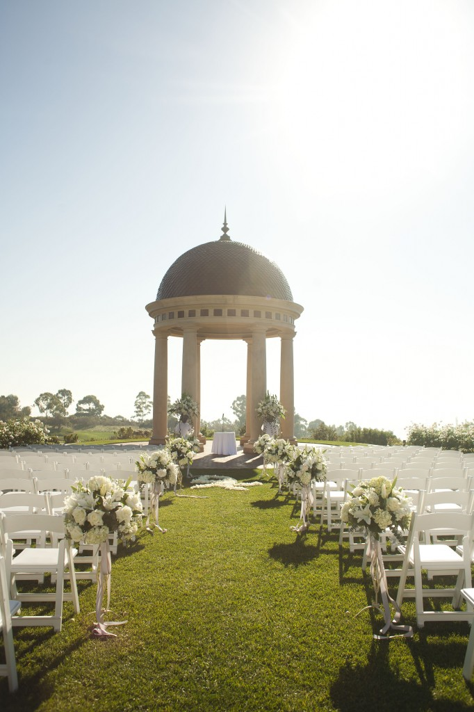 The Resort At Pelican Hill In Newport Coast Is A Beautiful Wedding Venue