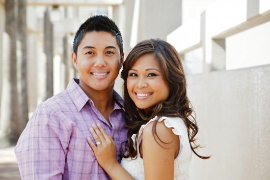 Bumatay Photography, Westin South Coast Plaza Weddings, Pink Silver Gray Wedding colors