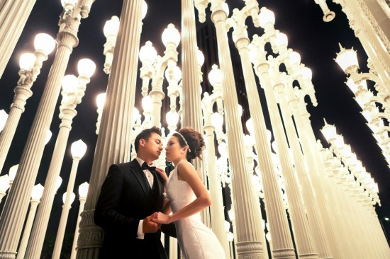 The London West Hollywood wedding, A Good Affair Wedding & Event Production