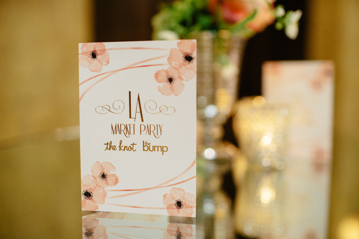The Knot Party Los Angeles, Taglyan Complex, A Good Affair Wedding & Event Production, Anthony Carbajal Photography