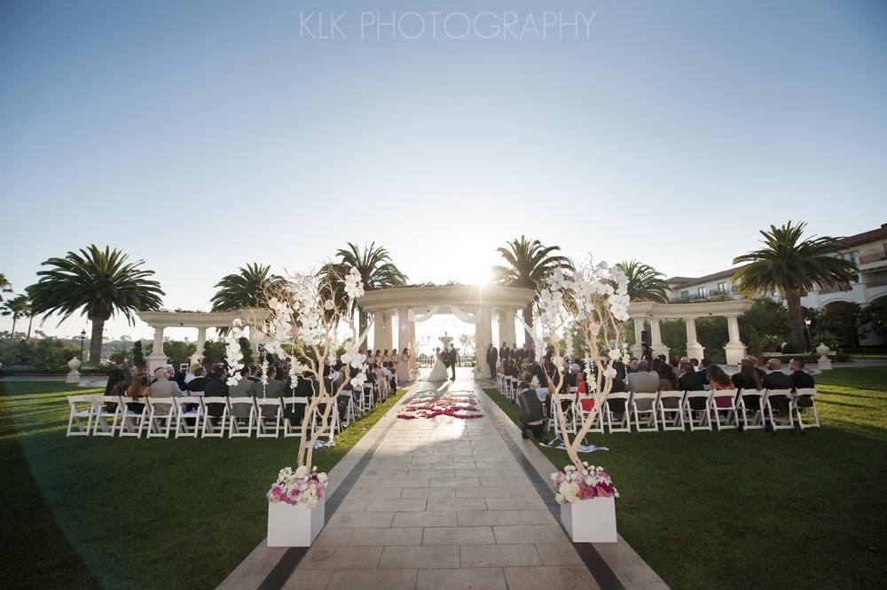 Klk Photography A Good Affair Wedding Event Production St Regis Monarch Beach