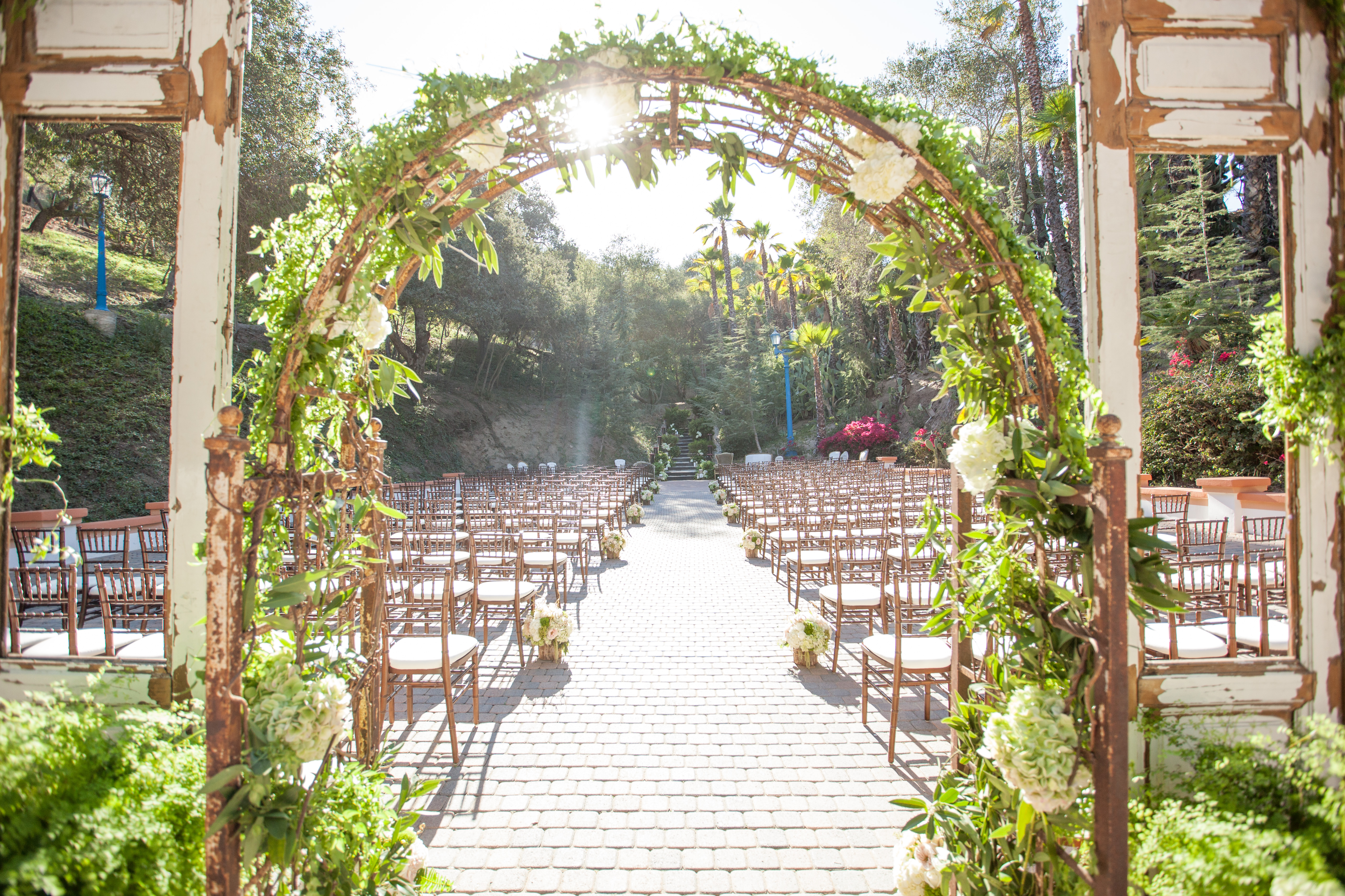 Woodland Chic | David Manning Photographers | A Good Affair Wedding & Event Production | Rancho Las Lomas