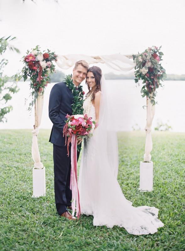 Destination Wedding - Hawaii