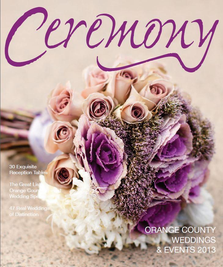 Ceremony Cover