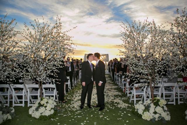 Luxury Destination Wedding St Regis Monarch Beach