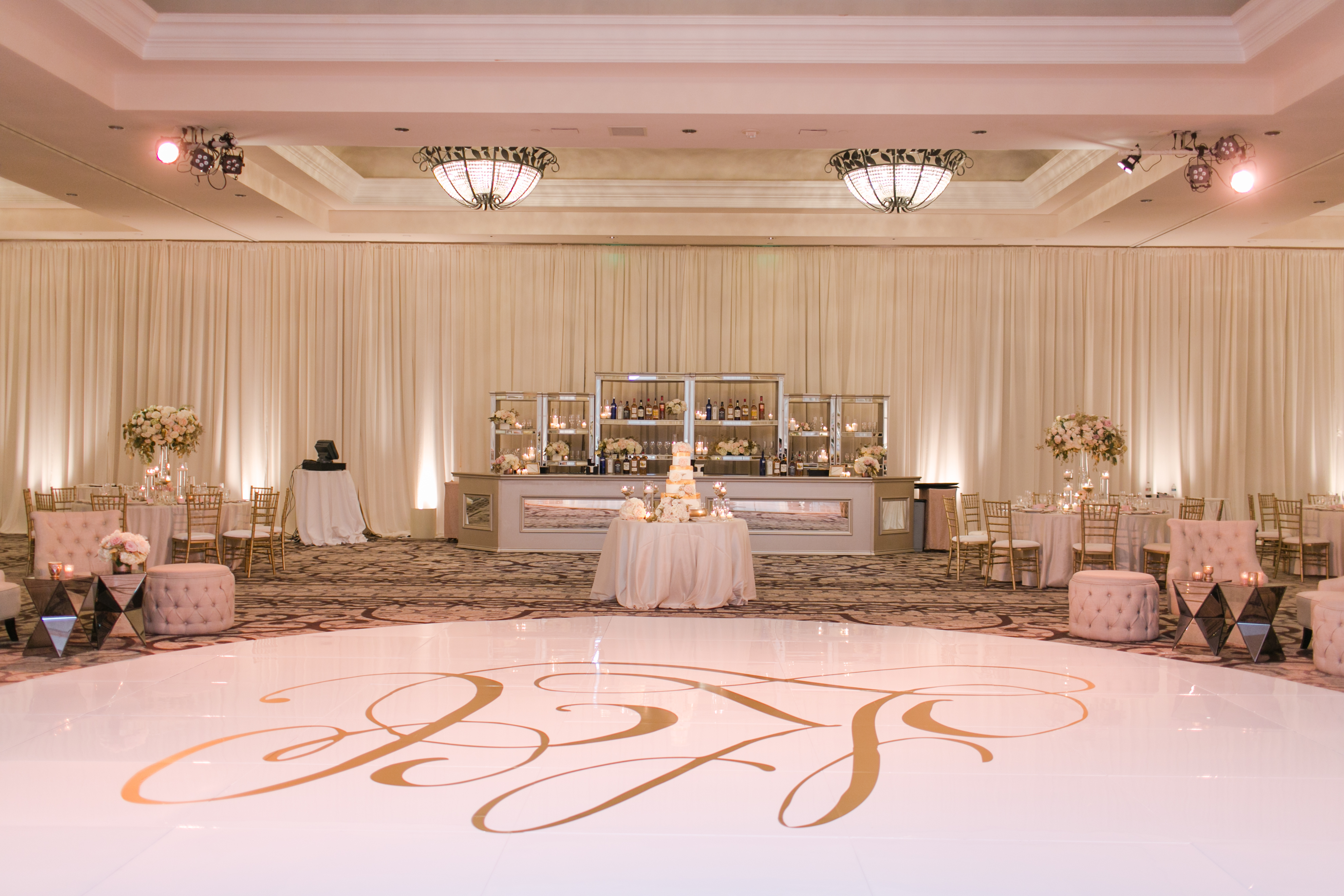 Featured On Inspired By This Elegant Ideas For A Ballroom