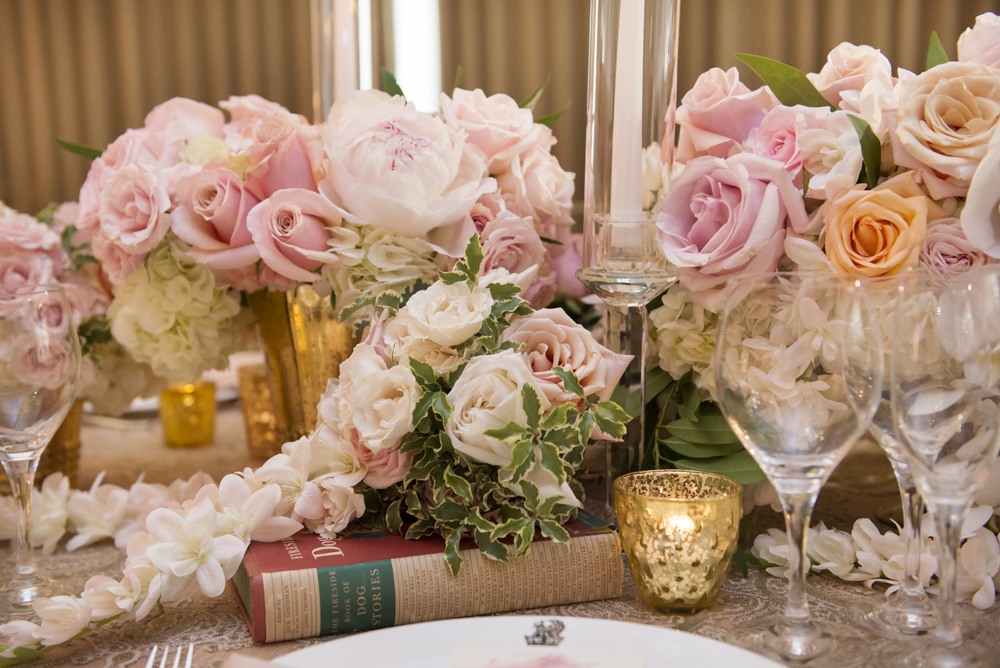 Ritz Carlton Laguna Niguel Wedding Book Decor Inspiration