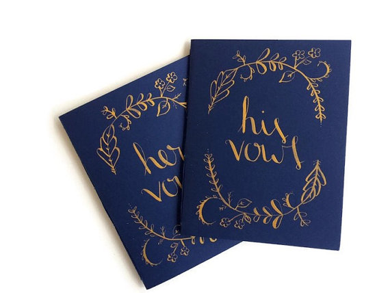 Friday Fab Find Wedding Vows Inspiration