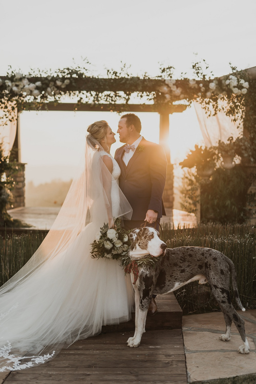 Luxury Wedding Designer Southern California Mountain