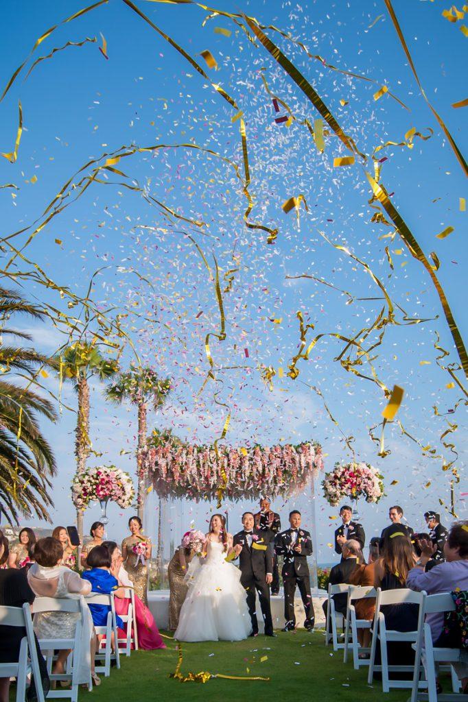 Real Wedding Jennifer Joshua The Montage Laguna Beach