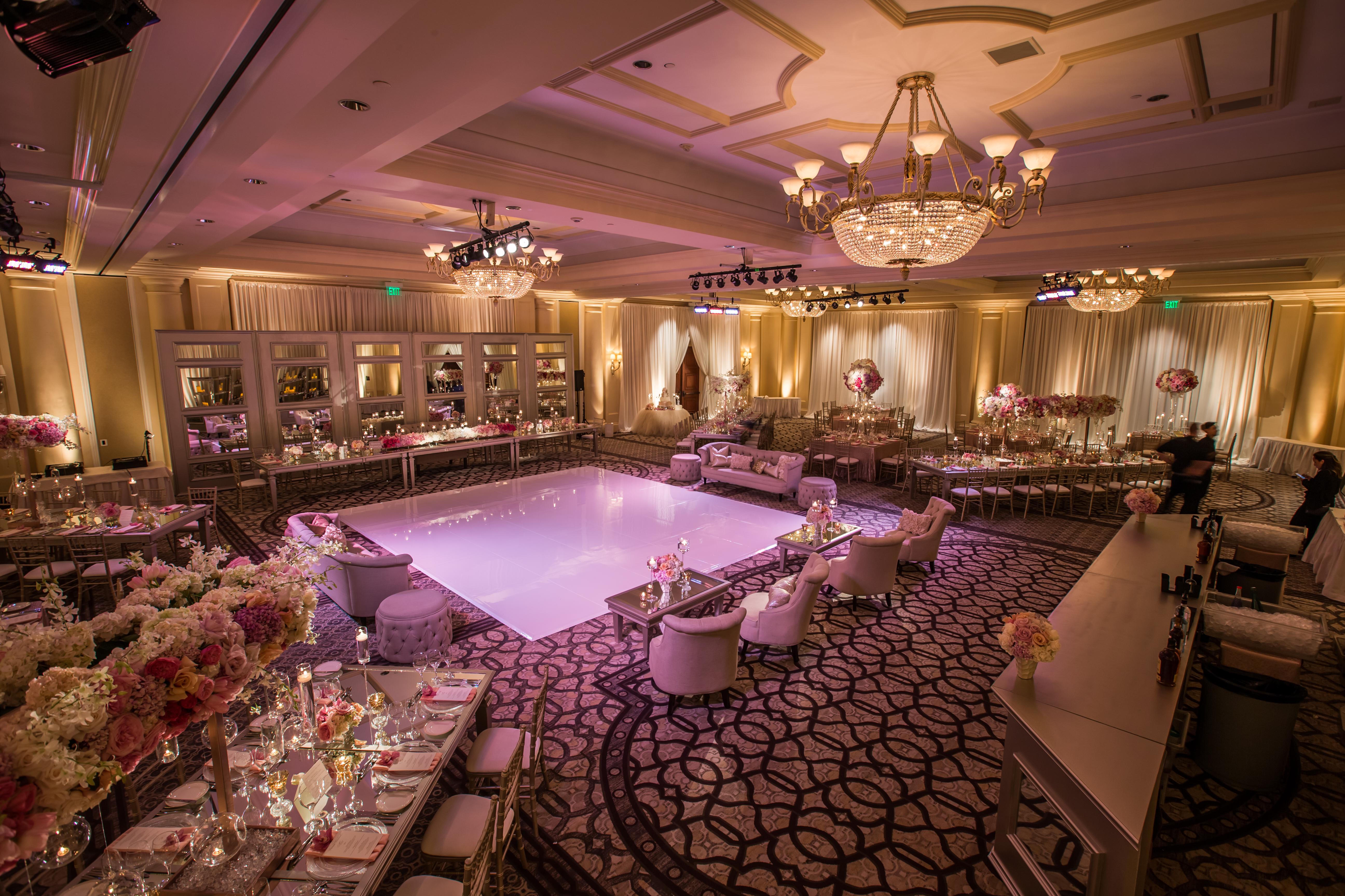 wedding anniversary dana point monarch beach luxury wedding designer