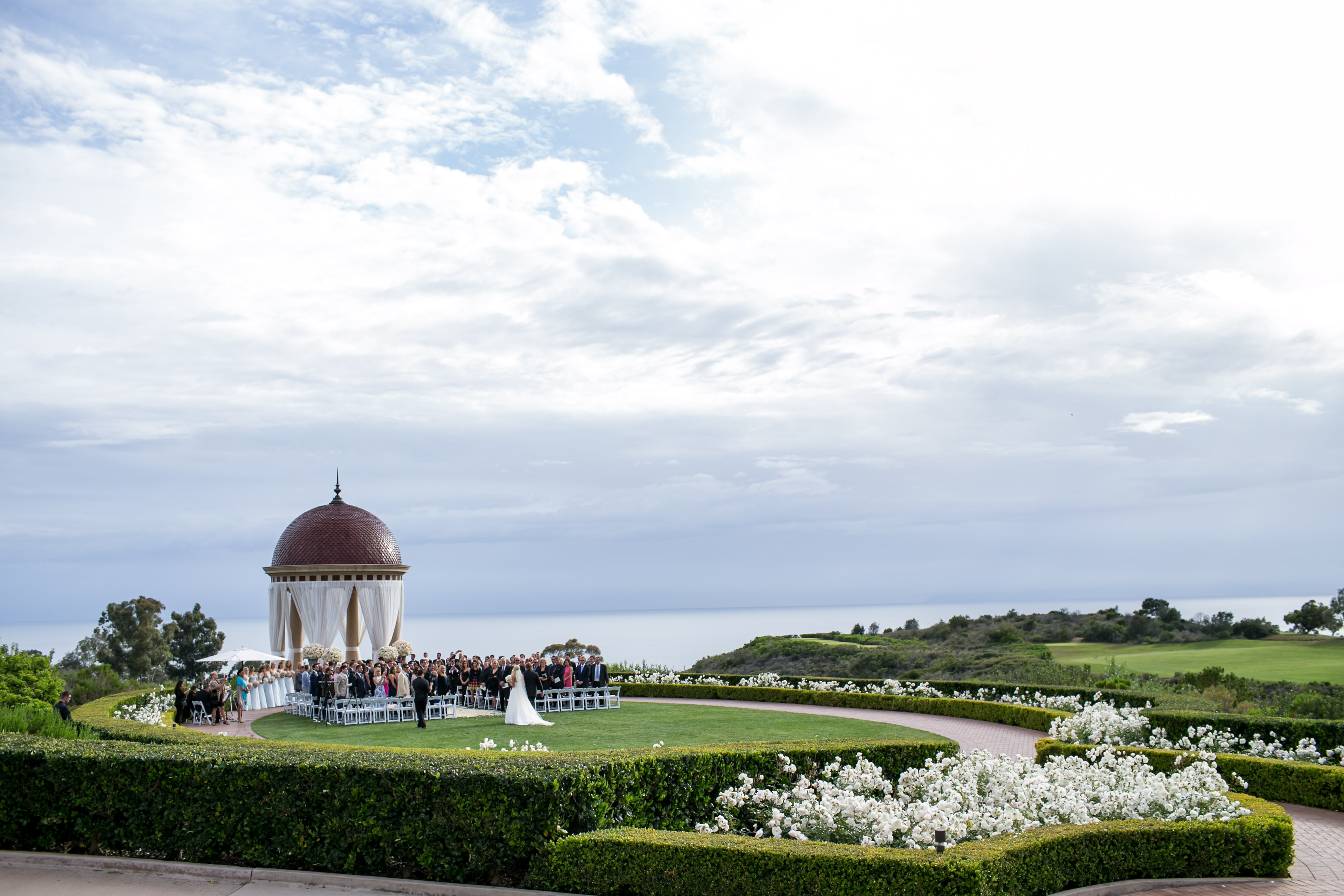 Pelican Hill Luxury Wedding Fairy Tale Wedding Design Feature