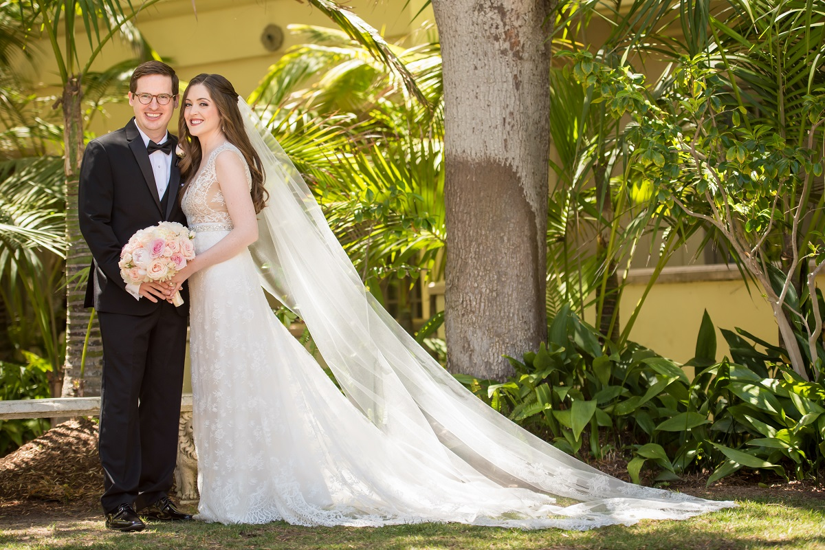 Ritz Carlton Laguna Niguel Wedding lace decor