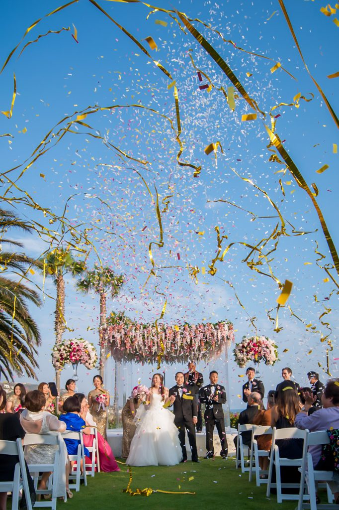 Laguna Beach Luxury Wedding Montage Oceanfront