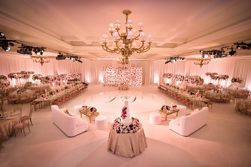 Luxury Wedding Design Feature Montage