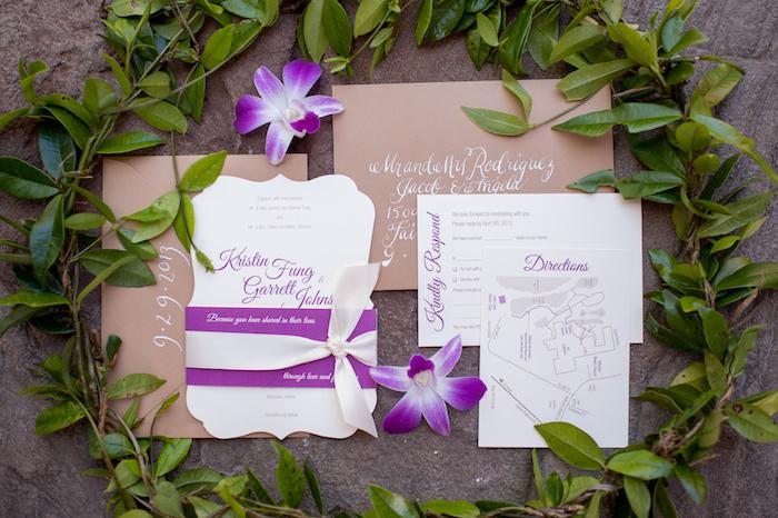 Hawaiian Destination Wedding, Wiakoloa Beach | KLK Photography | A Good Affair Wedding & Event Production