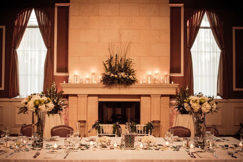 Oz Visuals, Betty Reckas Cultural Center, A Good Affair Wedding & Event Production