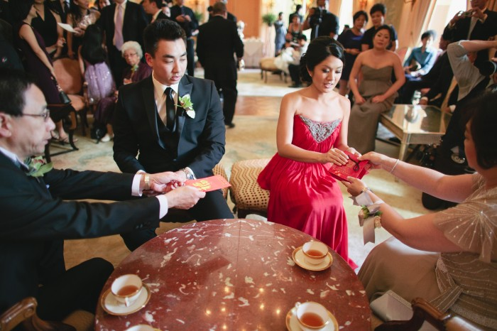 California Club, Downtown Los Angeles wedding, Sarah K Chen Photography, Chinese Tea Ceremony, A Good Affair Wedding & Event Production