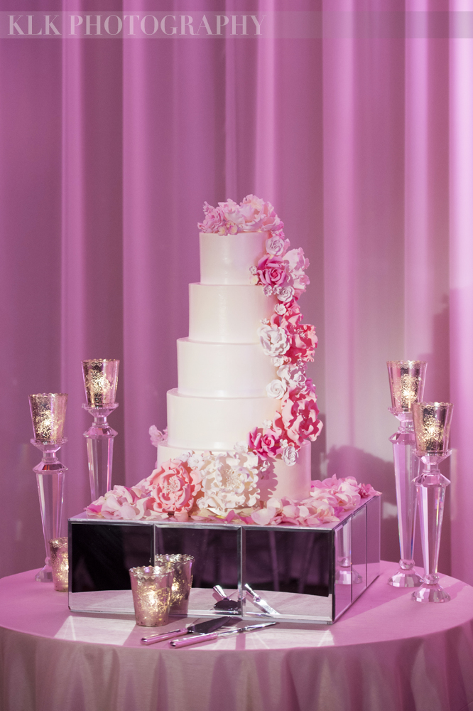 KLK Photography, A Good Affair Wedding & Event Production, Hyatt Regency Newport Beach, Simply Sweet Cakery
