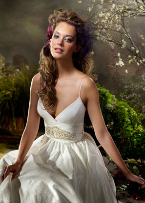 Lazaro Bridal Gowns, Wedding Dresses Style LZ3008 by JLM Couture, Inc.