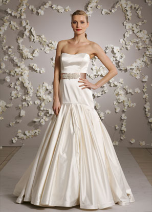 Lazaro Bridal Gowns, Wedding Dresses Style LZ3009 by JLM Couture, Inc.