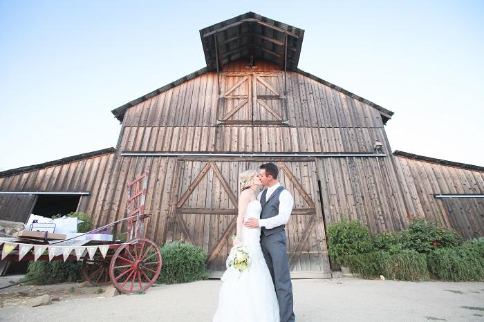 Brandy & Brock ~ A Good Affair Wedding & Event Production