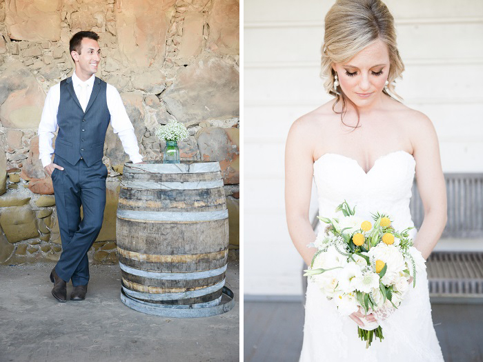 Brandy & Brock ~ Lora Mae Photography ~A Good Affair Wedding & Event Production