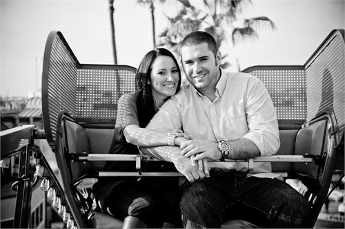 Brady Puryear, Newport Beach Engagement Shoot, A Good Affair Wedding & Event Production