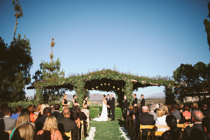Gina & John ~ A Good Affair Wedding & Event Production ~ Brandon Kidd Photography