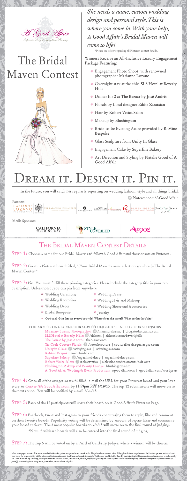 Bridal Maven Contest 2