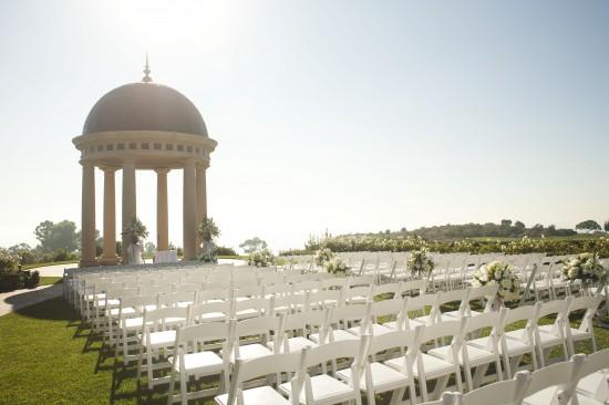 Pelican Hill Newport Beach Wedding Planner, A Good Affair, Event Lawn, Pelican Hill Rotunda