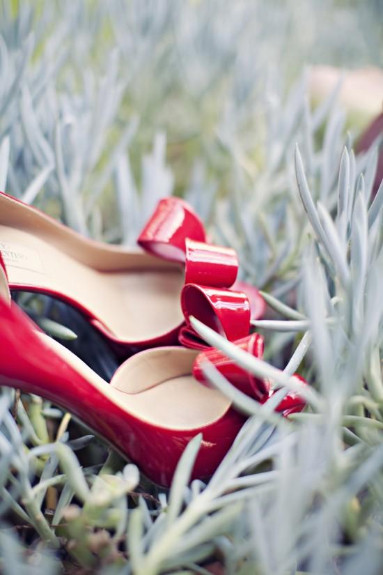 Style Me Pretty wedding, Vintage Book wedding, Pasadena Wedding Planner, A Good Affair Wedding & Event Productin, Clayton Austin Photography, red wedding shoes