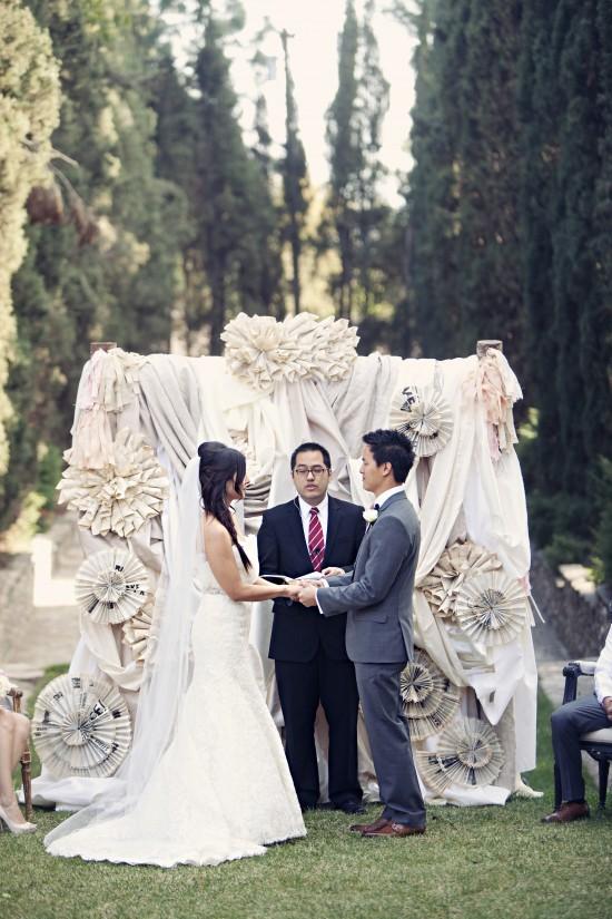 Villa del Sol d'Oro, Pasadena Wedding Planner, Clayton Austin