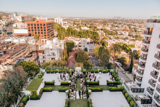 London Hotel West Hollywood Wedding, A Good Affair Wedding & Event Production, Anthony Carbajal Photography