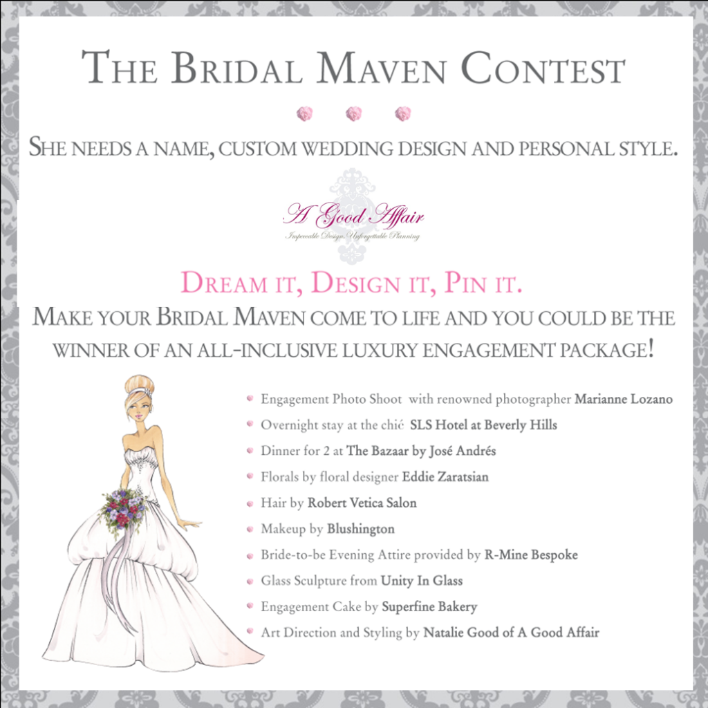 Instagram Bridal Maven Contest