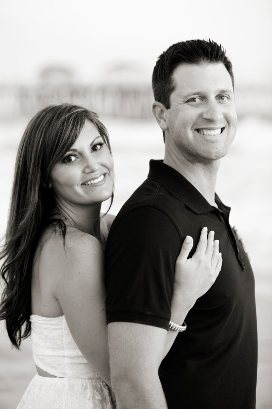 Engagement Session, Kevin Warn Photography, Waterfront Wedding