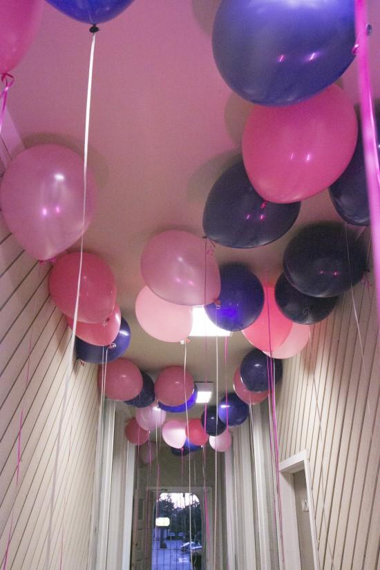 Christine Bentley Photography, A Good Affair Wedding & Event Production, Balloon decorations