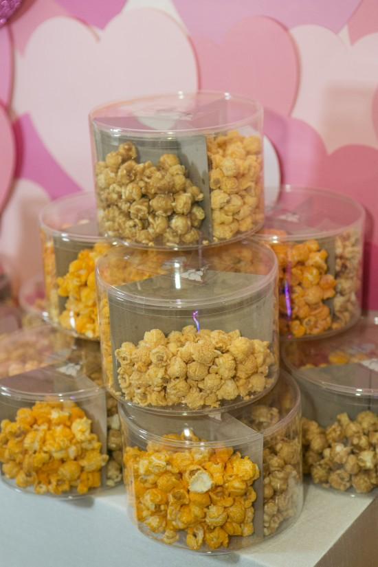 Christine Bentley Photography, A Good Affair Wedding & Event Production, Popcorn favors