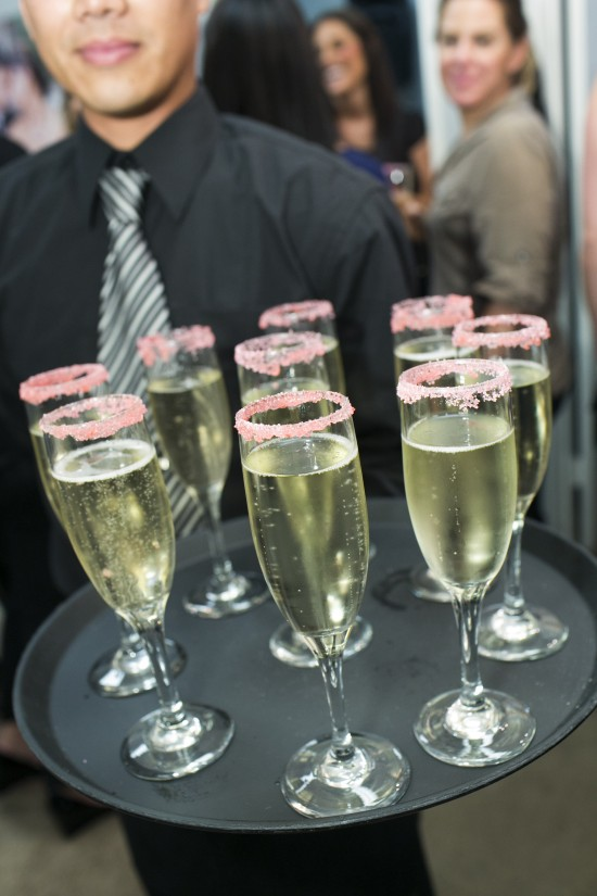 Christine Bentley Photography, A Good Affair Wedding & Event Production, 24 Carrots, Sugar Rimmed Champagne