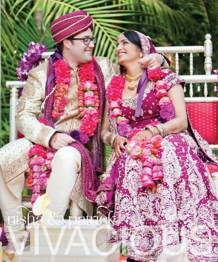 LA Weddings, Ceremony Magazine Featured Wedding, Indian LA Wedding, A Good Affair Wedding & Event Production