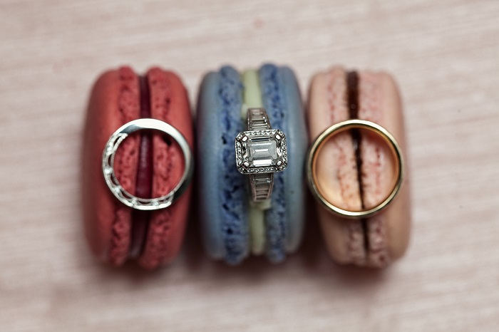 Macarons ~ A Good Affair Wedding & Event Production ~ Wedded Wednesday