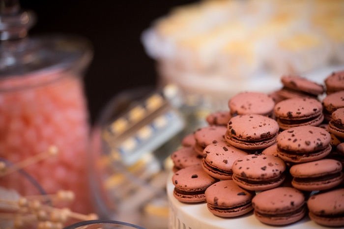 Macarons ~ A Good Affair Wedding & Event Production ~ Wedded Wednesday