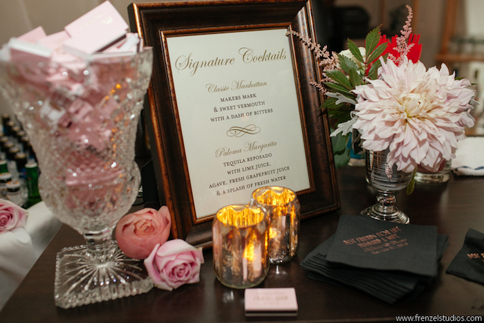 Boardwalk Empire themed Newport Beach Wedding | Twinkle Lights and Soft Gold Touches | The American Legion | A Good Affair Wedding & Event Production ~ Frenzel Studios
