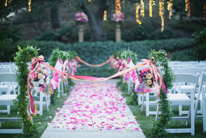 Calamigos Ranch Wedding, orange county wedding planner, orange county wedding design, pink wedding decor