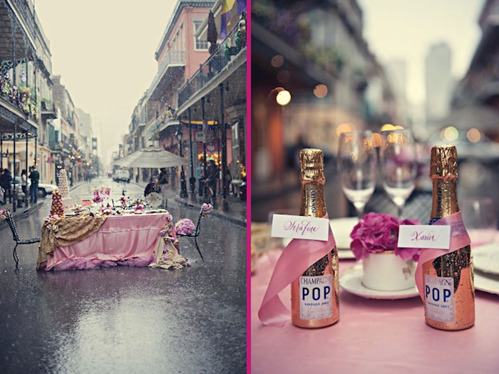 Friday Fab Finds ~ POPS Champagne ~ A Good Affair Wedding & Event Production