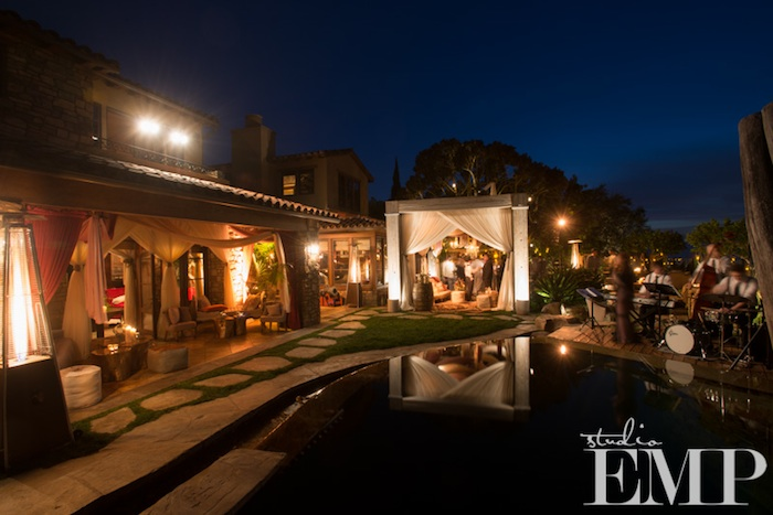 Newport Coast Speakeasy Birthday Party, A Good Affair Wedding & Event Production