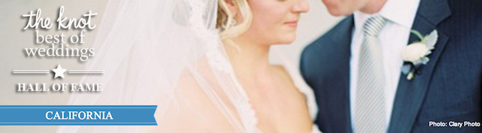 A Good Affair Wedding & Event Production | The Knot Award Badges 2014