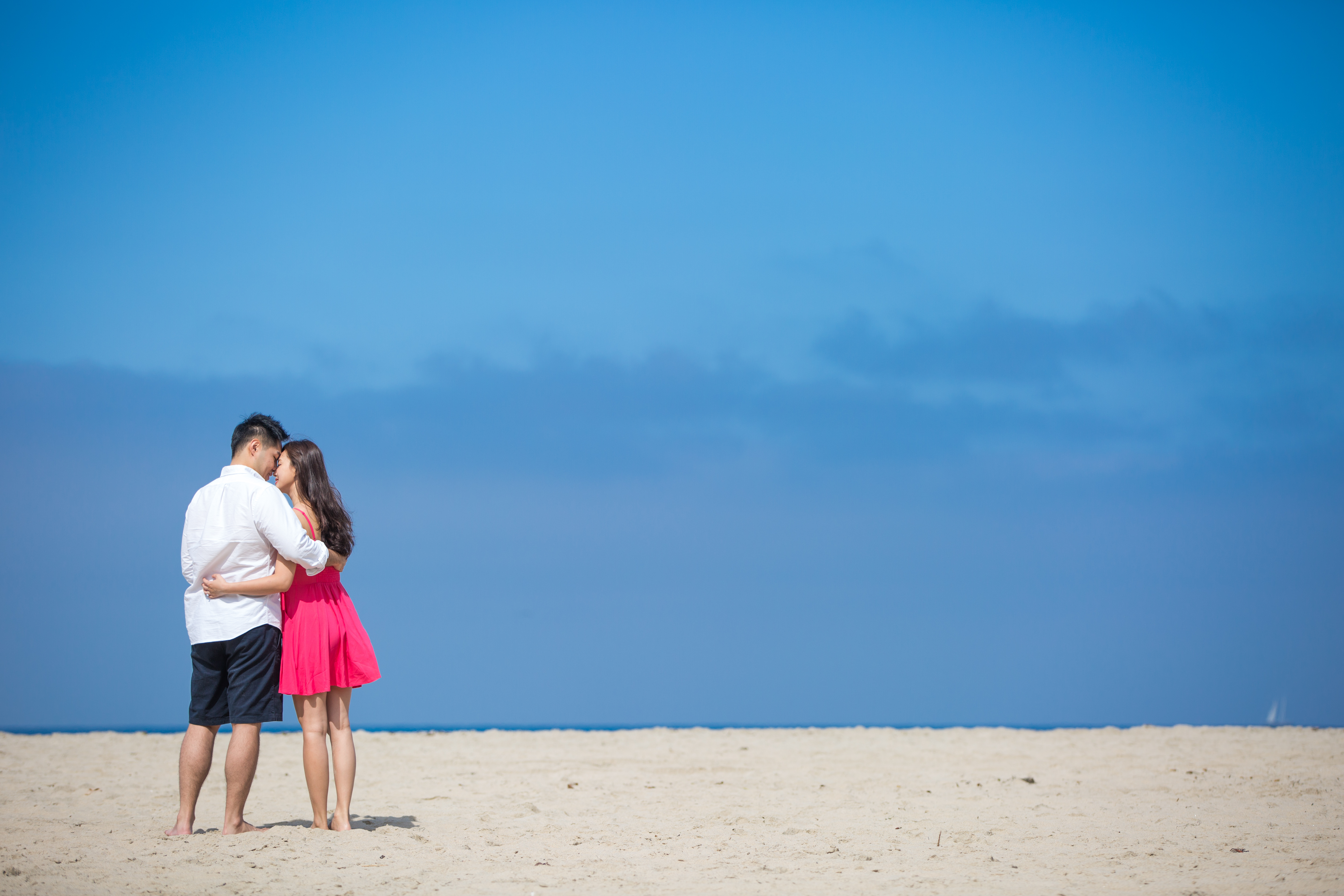 Ritz Carlton engagement shoot, Beach wedding, Brett Hickman Photographer, A Good Affair Wedding & Event Production