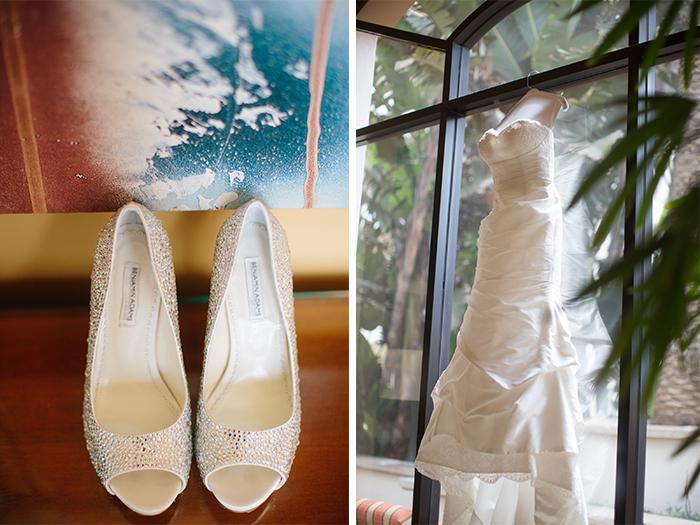 California Romance, Huntington Beach | Michelle Kim Photography | A Good Affair Wedding & Event Production