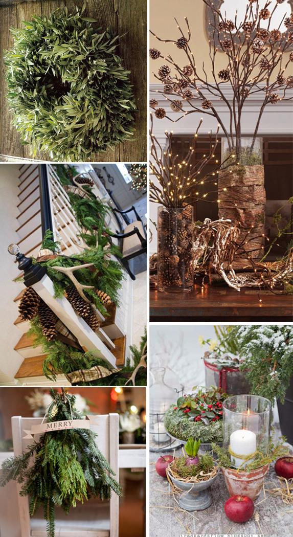 holidayinspo_woodlandcollage